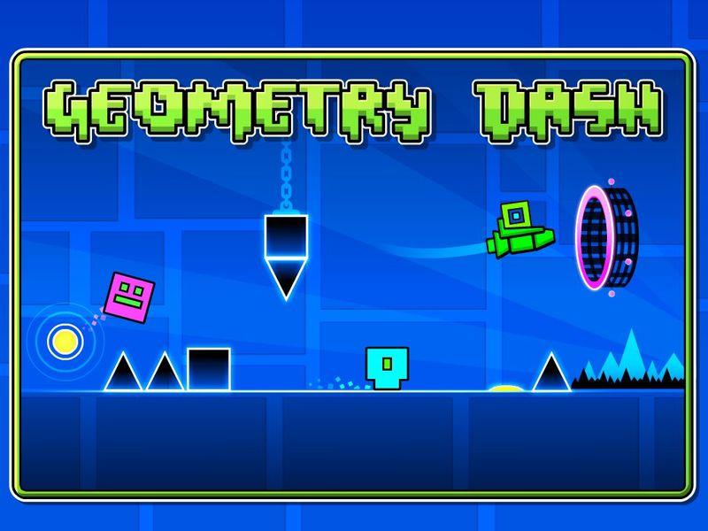 ¿Que día fue lanzado Geometry Dash?