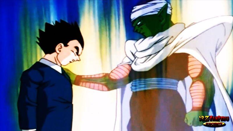 Muerte de Piccolo en Dragon Ball GT
