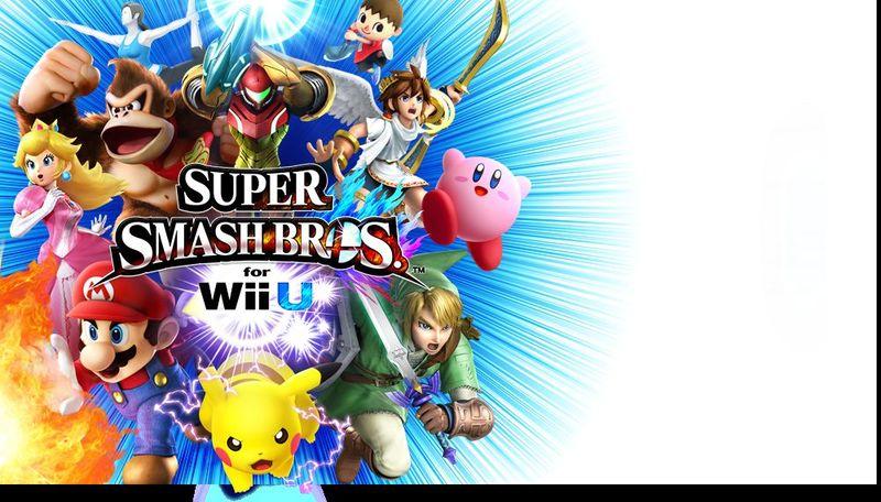 28618 - ¿Que grupo de personajes debes escojer en Smash?