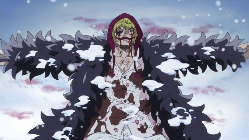Muerte de Corazón (Donquixote Rocinante)