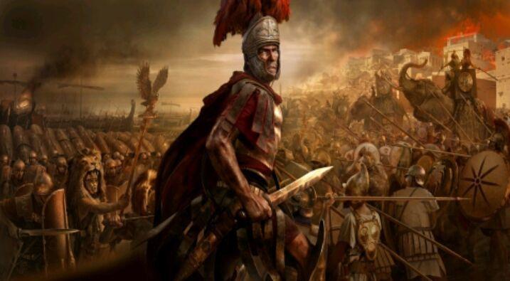 ¿Qué diferenció al ejército romano del resto de ejércitos de la época?