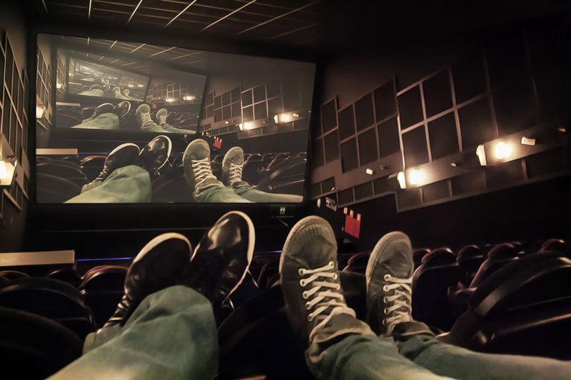 ¿Con qué frecuencia vas al cine?