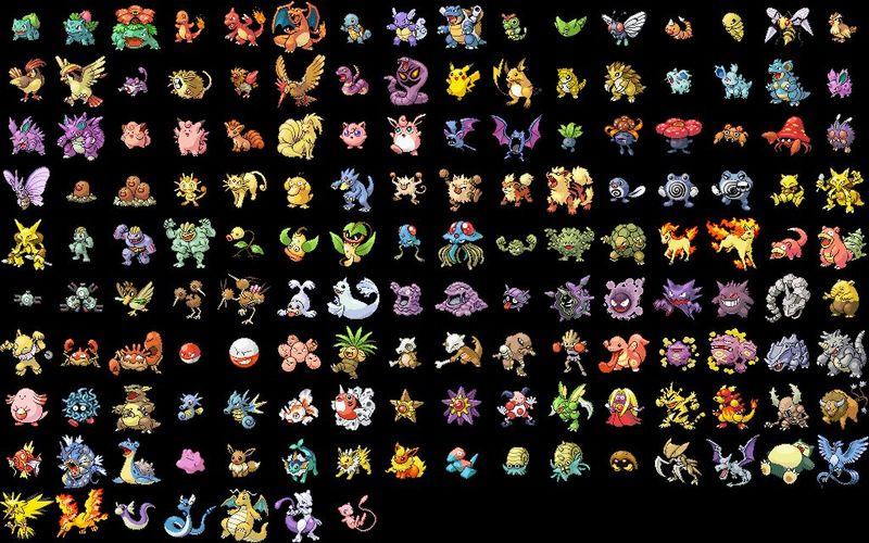 Pokémon introducidos