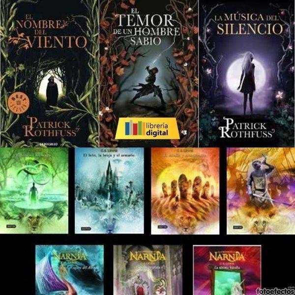 Crónica del Asesino de Reyes vs Las Crónicas de Narnia