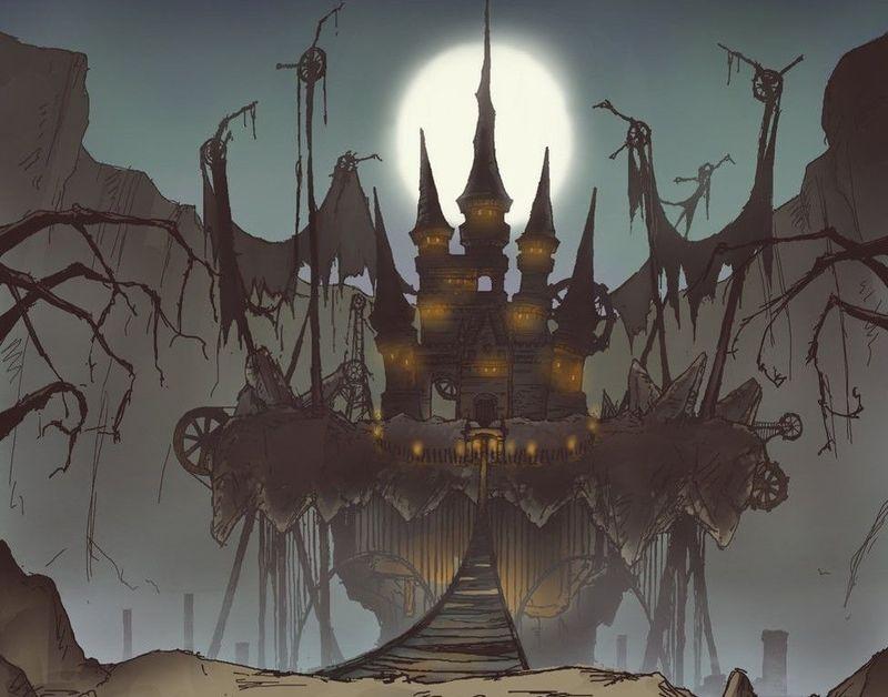 ¿Qué ocurre cuando Layton y Luke llegan al Castillo Herzen?