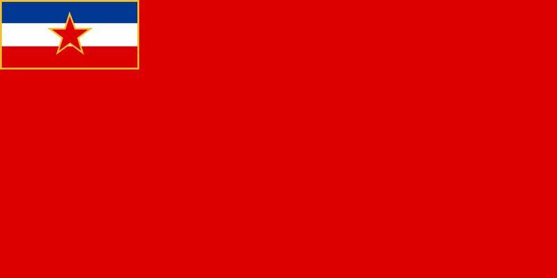 Viajamos a la Europa Socialista,  ¿Que estado yugoslavo pertenecia esta bandera?