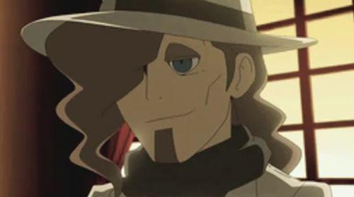 ¿Qué as en la manga se guardó Layton al llegar a ver a Dimitri en la Pagoda Colosal?