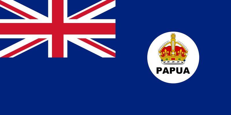 Empezamos con la más sencilla de Oceanía, ¿Sabes que colonia pertenece esa bandera?
