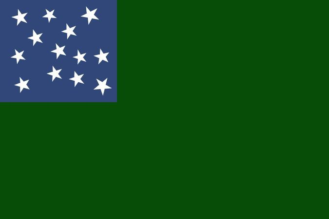 Bien, llegamos a Norteamérica y hemos acabado el test, ¿Qué república pertenece esa bandera? pista: EEUU