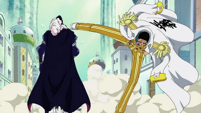 28777 - ¿Qué puntuación le darías a los momentos mas épicos (que no tristes) de One Piece. Parte II