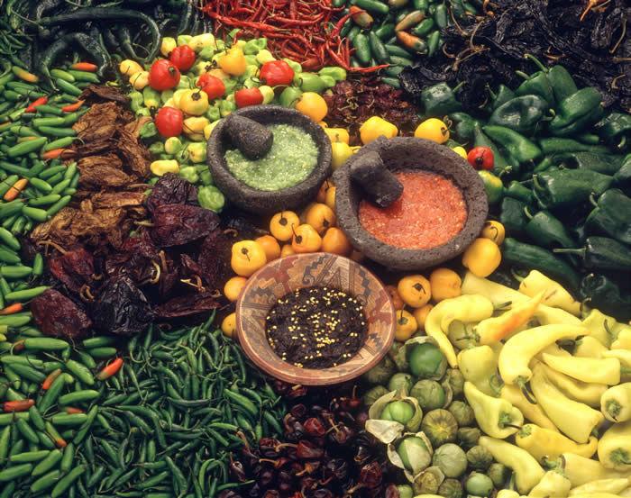 ¿Cuál de los siguientes alimentos no es originario de América?