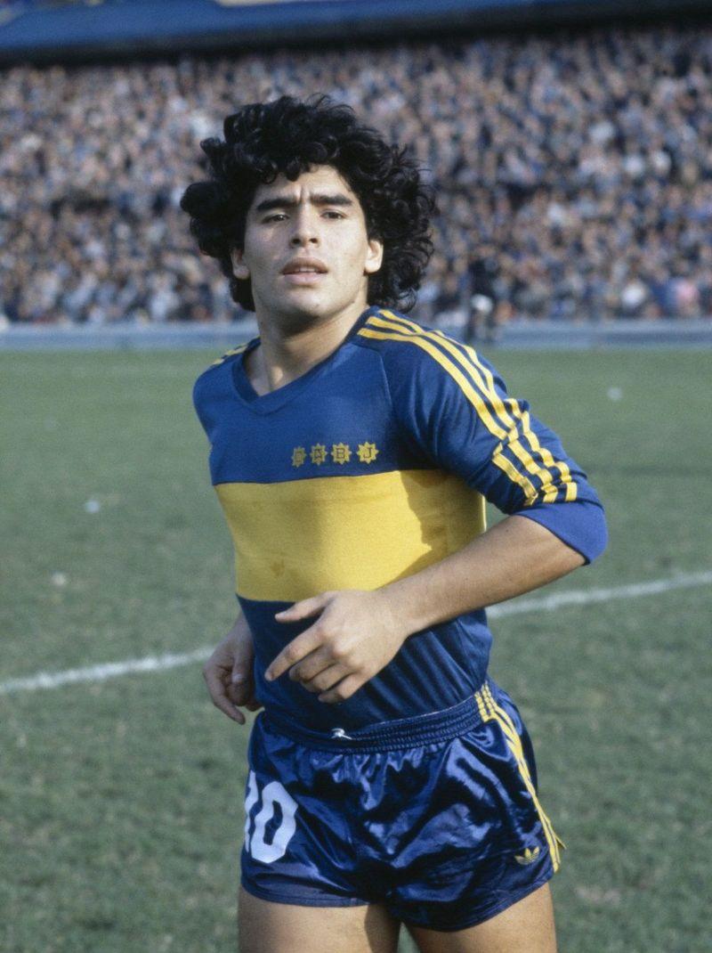 ¿Cuántas Libertadores ganó Maradona?