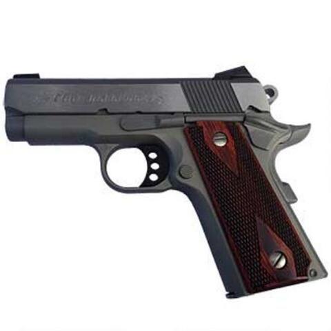 ¿Y la pistola