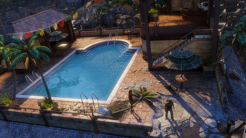 ¿Cómo empieza Uncharted 2?