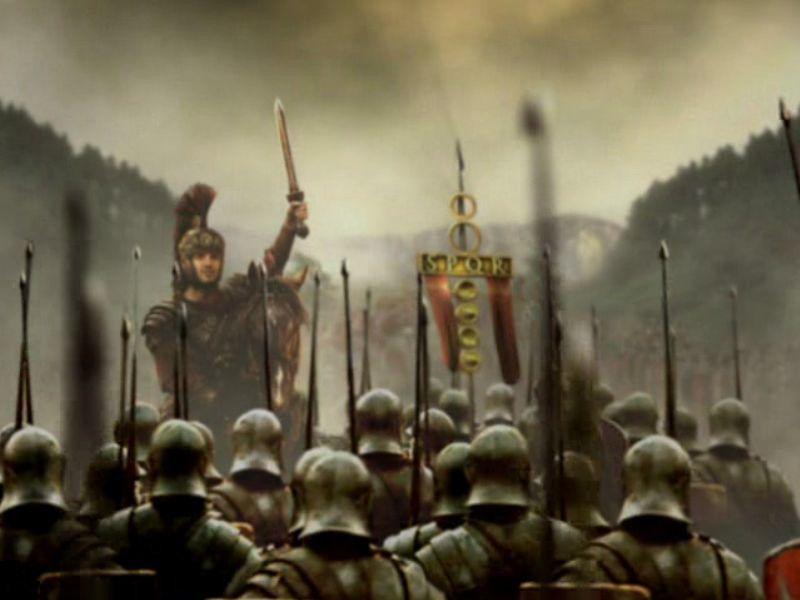 ¿Cómo formaba una legión antes de las reformas de Cayo Mario?