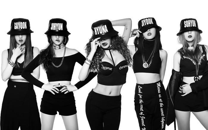 28850 - ¿Conoces a estos idols del K-POP? II