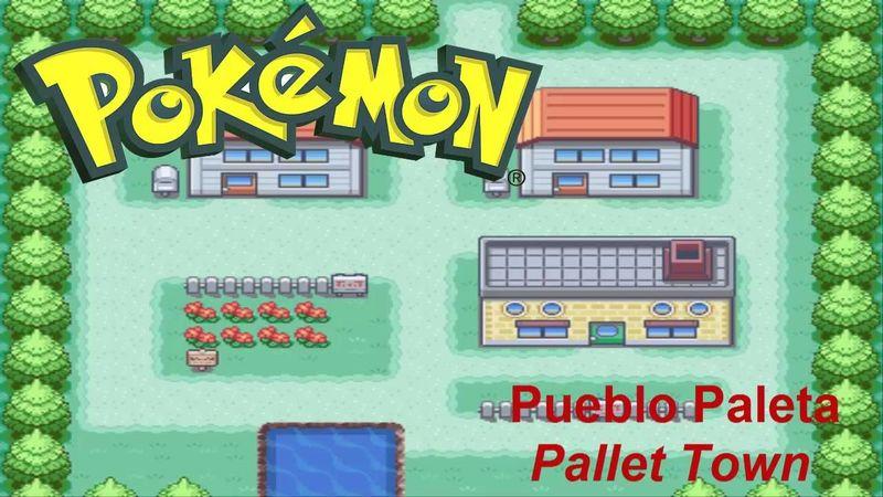 Difícil: ¿Qué pokémon se pueden obtener en Pueblo Paleta?