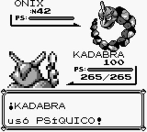 Pesadilla: ¿Qué equipo tiene Azul en la torre pokemon?