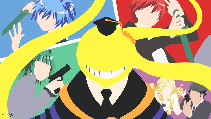 28581 - ¿A qué personaje de Ansatsu Kyoushitsu (Assassination Classroom) te pareces?