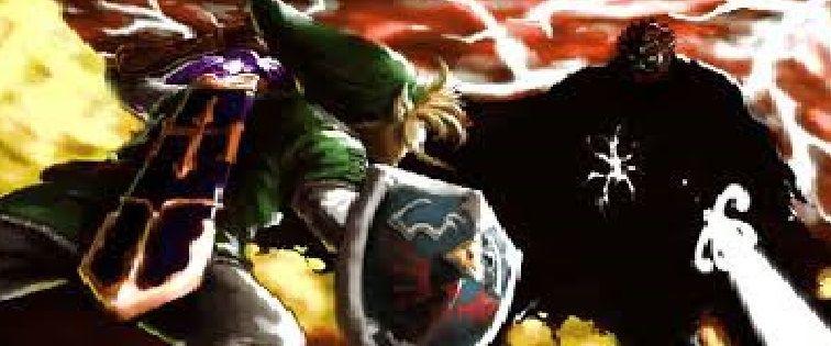 ¿Link o Ganondorf?