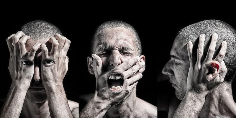 Puedes lanzar rayos láser por tu cuerpo pero eres físicamente incapaz de comunicarte con la gente.