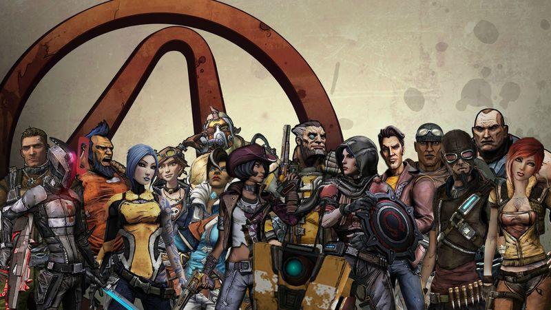 29049 - ¿Conoces a todos los personajes de Borderlands?