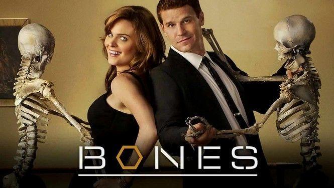 ¿Con qué serie tuvo un crossover Bones?