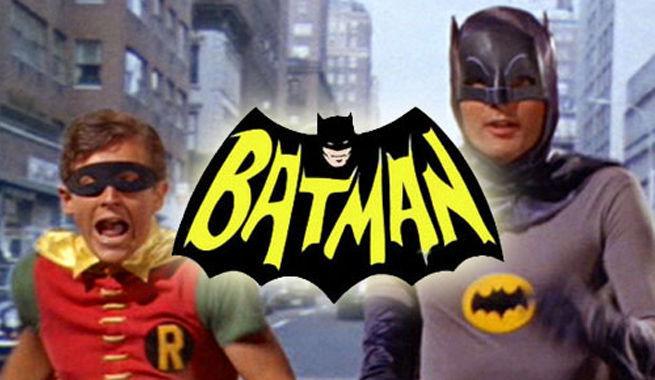 ¿Con qué serie tuvo un crossover Batman?