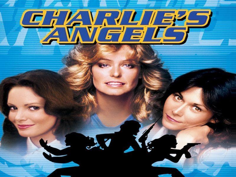 ¿Con qué serie tuvo un crossover Charlie's Angels?