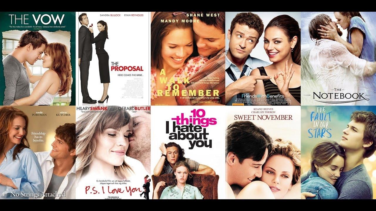 29086 - ¿Conoces algunas de estas películas románticas?