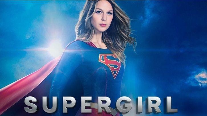 ¿Con qué serie tuvo un crossover Supergirl?