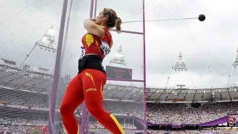 Atletismo: Lanzamiento de Martillo Femenino