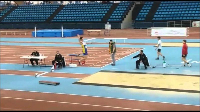 Atletismo: Salto de longitud Masculino