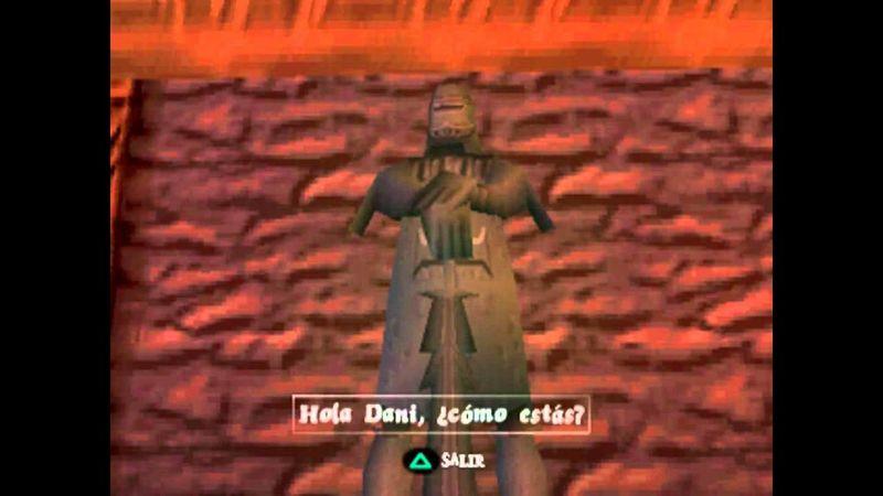 Lord Kardok, el campeón del ejercito del brujo cayó en la misma batalla que Dani. ¿Quién lo derrotó?