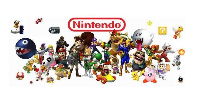 29214 - ¿Reconoces a estos personajes de Nintendo?