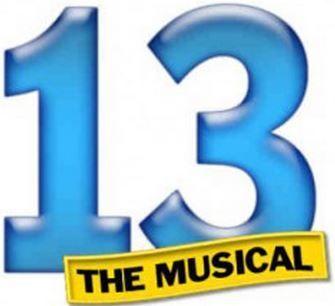 ¿Que dos actores de Victorious aparecieron juntos en el musical Broadway 13?
