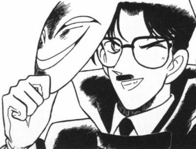 ¿Cómo se llama el personaje fetiche de Yusaku Kudo en sus novelas?
