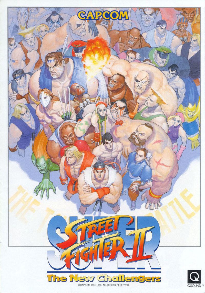 29266 - ¿Reconoces estos personajes de Super Street Fighter II solo por las frases de victoria resumidas?