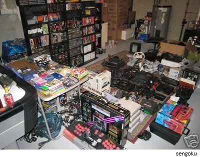 ¿Cuál es la mayor colección de videoconsolas?