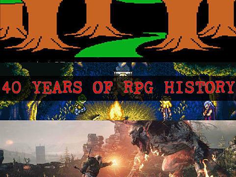 Saga de RPG más prolífica