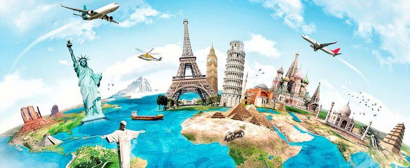 ¿A qué sitio irías de vacaciones?