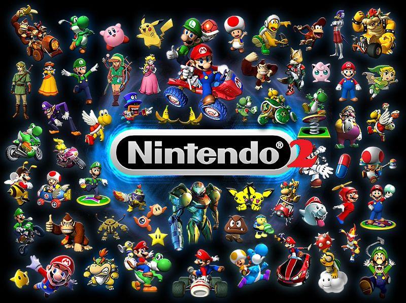 29294 - Adivina estos personajes de Nintendo (Versión 2)