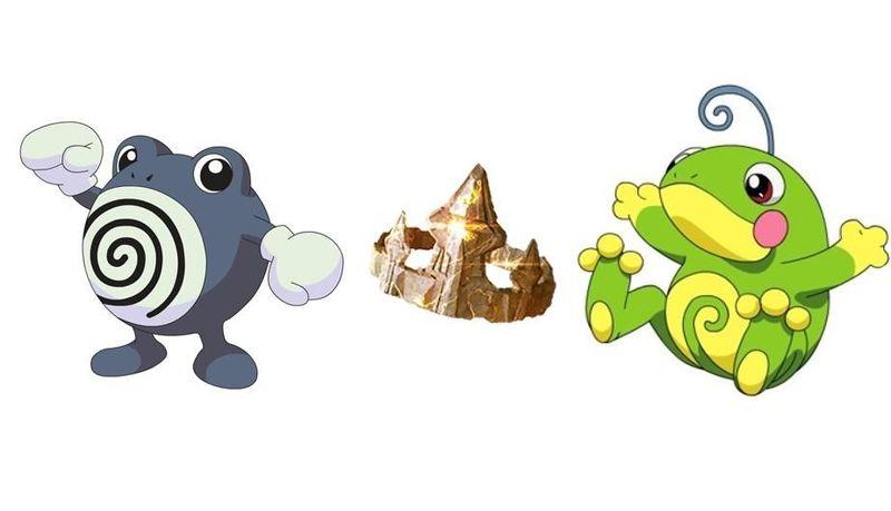 ¿Cuántas piedras evolutivas existen en el juego?