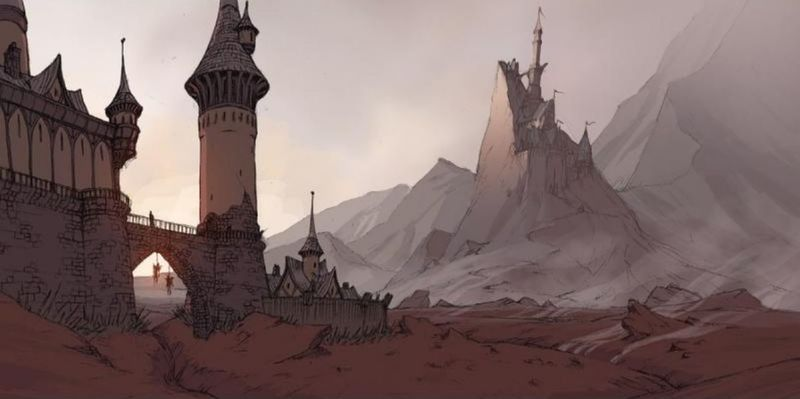 ¿Cómo se llama la fortaleza de los Guardas Grises?