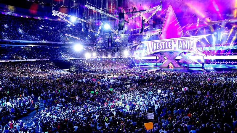 29320 - ¿En qué Wrestlemanias se disputaron estos famosos combates?