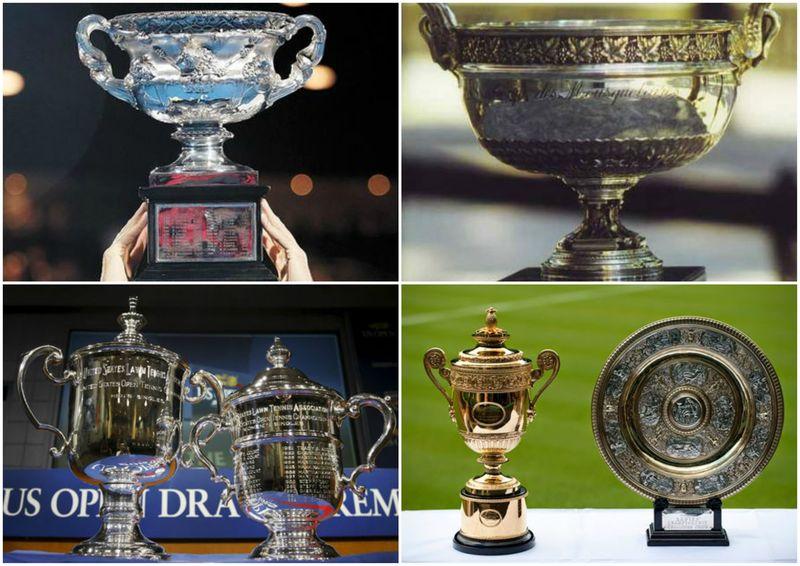 ¿Quién tiene más Grand Slam?