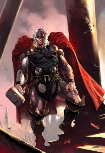 26891 - ¿Cuánto sabes de Thor?