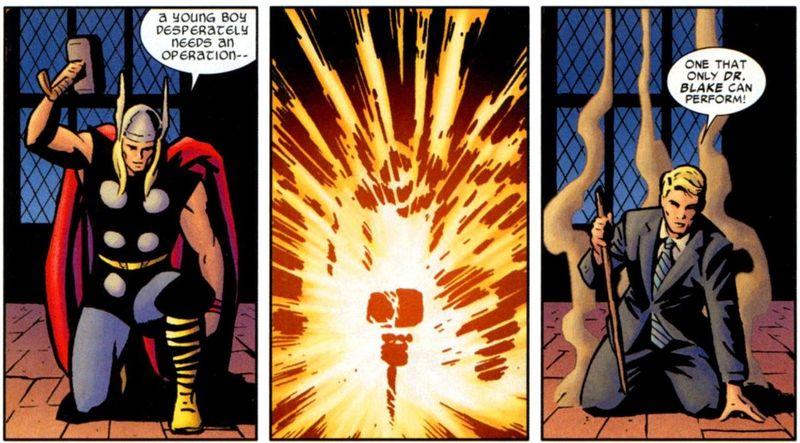 Aunque parezca mentira Thor tenía identidad secreta. ¿Cuál era su nombre?