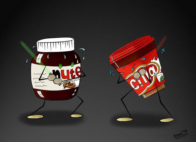 Y hablando de chocolates...
