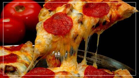 ¿Y qué tal si acabamos con una pizza?